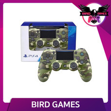 PS4 New Dual Shock 4 Controller - Green Camouflage [จอย Ps4]