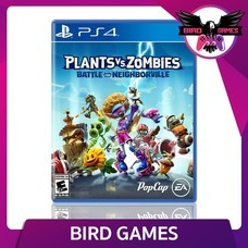 Plants Vs Zombies Battle for Neighborville PS4 Game
