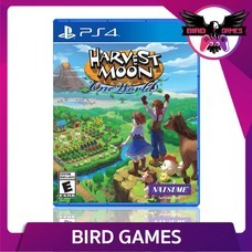 Harvest Moon One World PS4 Game