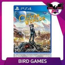 The Outer Worlds PS4 Game