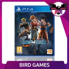 Jump Force PS4 Game ซับไทย (Sub Thai)