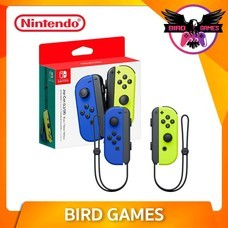 Joy Con Nintendo Switch สีน้ำเงิน เหลือง