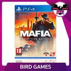 Mafia Definitive Edition PS4 Game