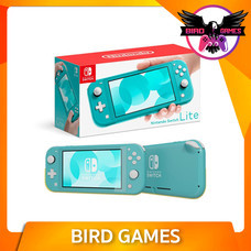 Nintendo Switch Lite ประกัน 1 ปี สีเขียว Turquoise