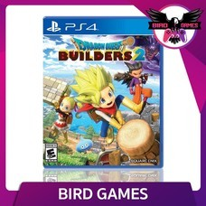 Dragon Quest Builders 2 PS4 Game