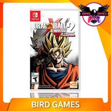 Dragonball Xenoverse 2 Nintendo Switch Game