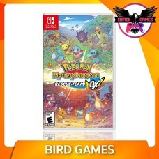 Pokemon Mystery Dungeon Rescue Team DX Nintendo Switch Game