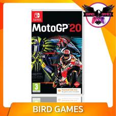 MotoGP 20 Nintendo Switch Game
