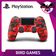 PS4 New Dual Shock 4 Controller - Red Camo [จอย Ps4]