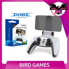 Dobe Mobile Phone Clamp for PS5 Controller แบบหมุนไม่ได้