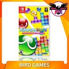 PUYO PUYO Tetris Nintendo Switch Game