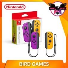 Joy Con Nintendo Switch สีม่วง ส้ม