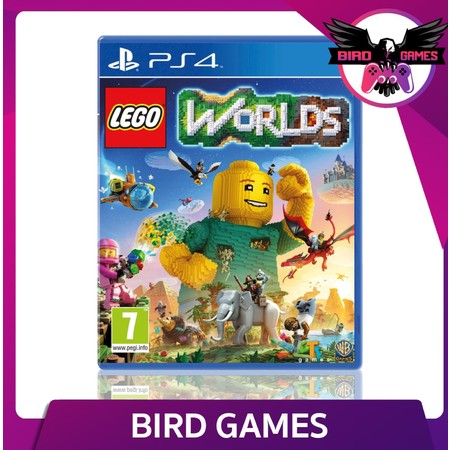 Lego Worlds PS4 Game