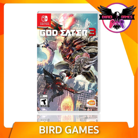 God Eater 3 Nintendo Switch Game
