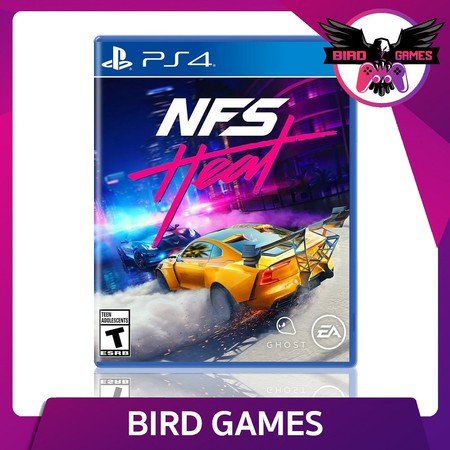 Need for Speed Heat PS4 Game