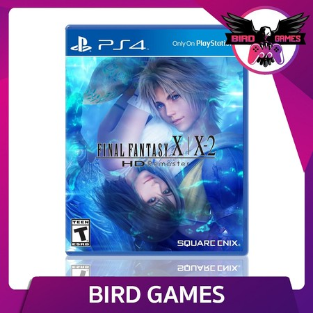 Final Fantasy X/X-2 HD Remaster PS4 Game