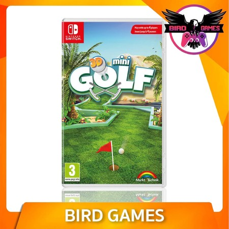3D Mini Golf Nintendo Switch Game