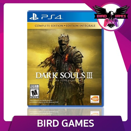 Dark Souls 3 Game of The Year PS4 Game
