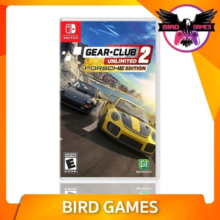 Gear Club Unlimited 2 Porsche Edition Nintendo Switch Game