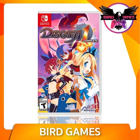 Disgaea 1 Complete Nintendo Switch Game