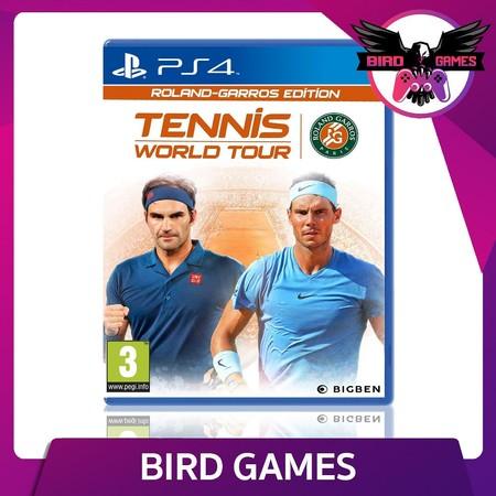 Tennis World Tour Roland Garros Edition PS4 Game