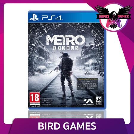 Metro Exodus PS4 Game