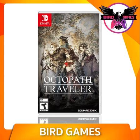 Octopath Traveler Nintendo Switch Game