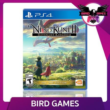 Ni no Kuni 2 Revenant Kingdom PS4 Game