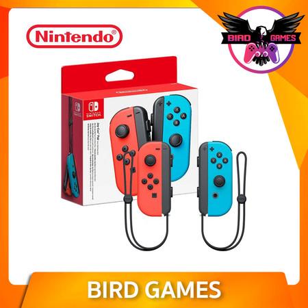 Joy Con Nintendo Switch สีฟ้า แดง