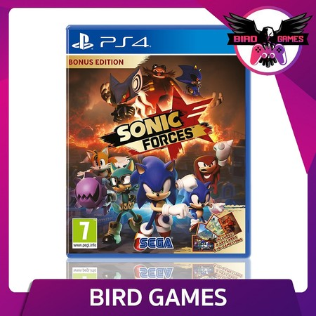 Sonic Forces PS4 Game