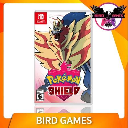 Pokemon Shield Nintendo Switch Game