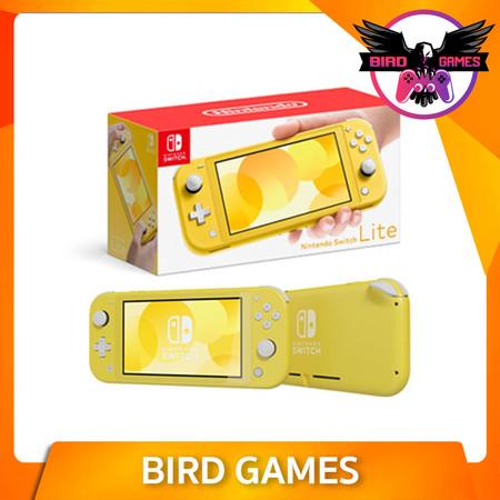 Nintendo Switch Lite ประกัน 1 ปี สีเหลือง Yellow