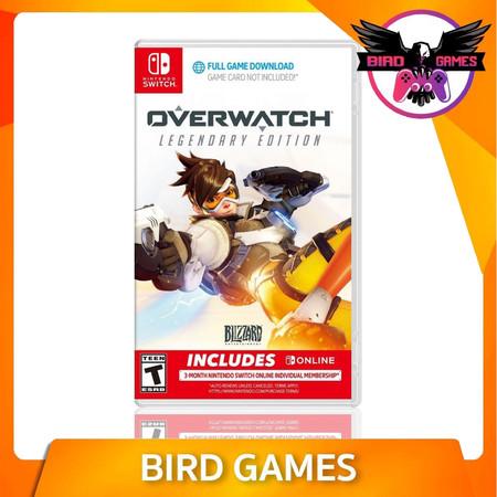 Overwatch Legendary Edition Nintendo Switch Game