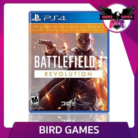 Battlefield 1 Revolution PS4 Game