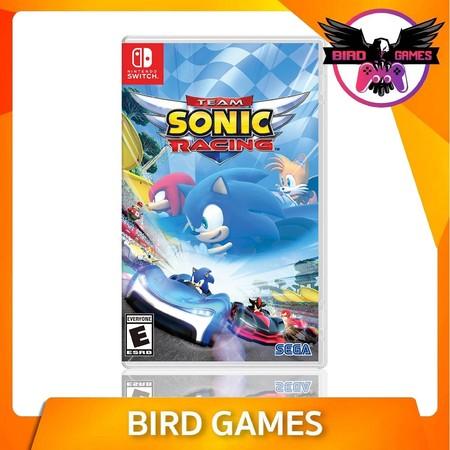 Team Sonic Racing Nintendo Switch Game
