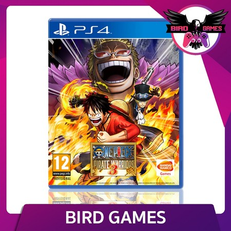 Onepiece Pirate Warriors 3 PS4 Game
