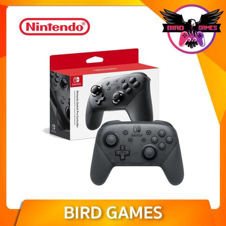 Joy Pro Nintendo Switch สีดำ