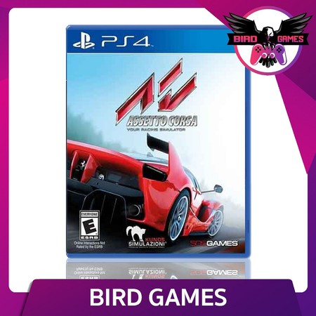 Assetto Corsa Your Racing Simulator PS4 Game