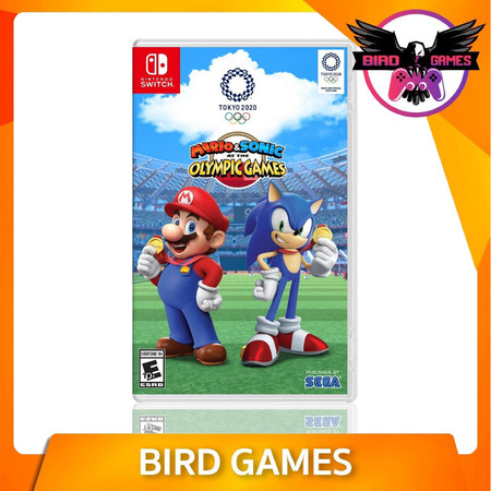 Mario and Sonic at The Olympic Games Nintendo Switch Game