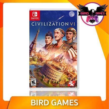 Civilization VI Nintendo Switch Game (Civilization 6 Switch)