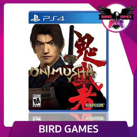 Onimusha Warlords PS4 Game