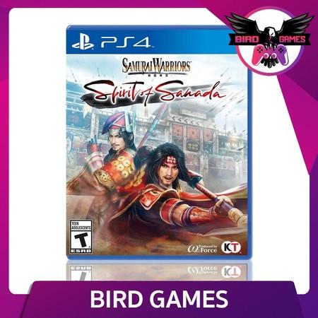 Samurai Warriors Spirit of Sanada PS4 Game