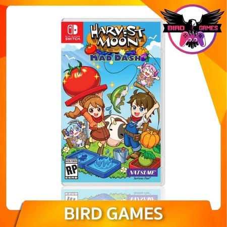 Harvest Moon Mad Dash Nintendo Switch Game