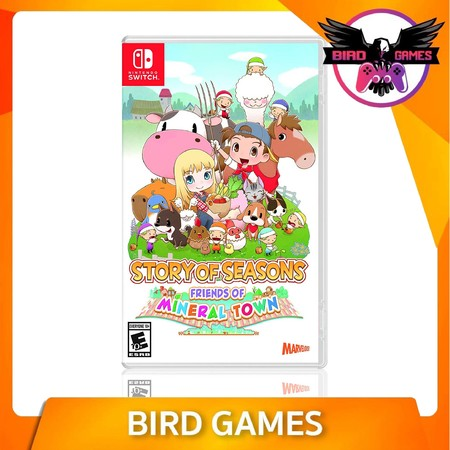 Story of Seasons Friends of Mineral Town Nintendo Switch Game
