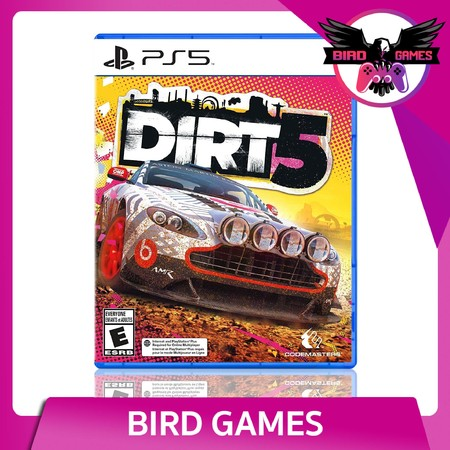 DIRT 5 PS5 Game