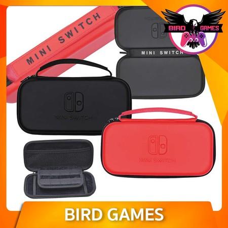 กระเป๋าหูหิ้ว Nintendo Switch Lite สีแดง