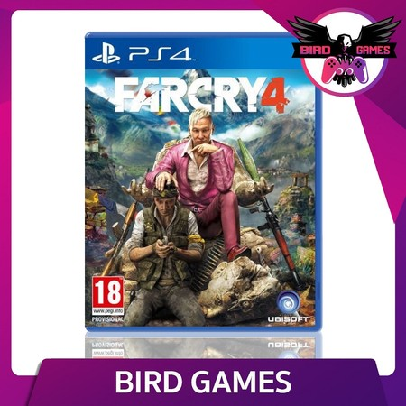 Farcry 4 PS4 Game
