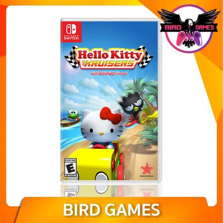 Hello Kitty Kruisers Nintendo Switch Game