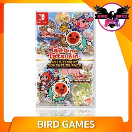 Taiko no Tatsujin Rhythmic Adventure Pack Nintendo Switch Game