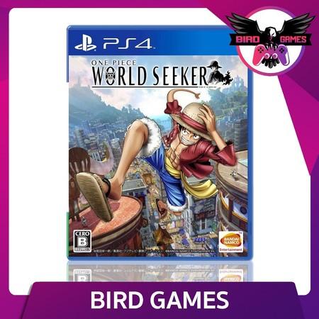 Onepiece World Seeker PS4 Game